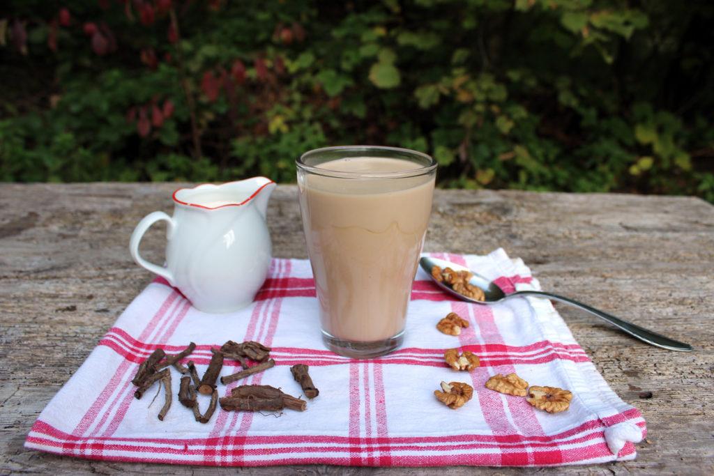 cikorijina kava domača brezkofeinska recept