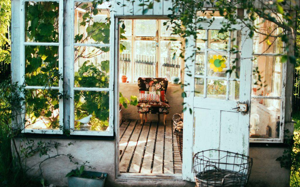 zelenjavni vrt, rastlinjak, naredi sam, načrtovanje vrta