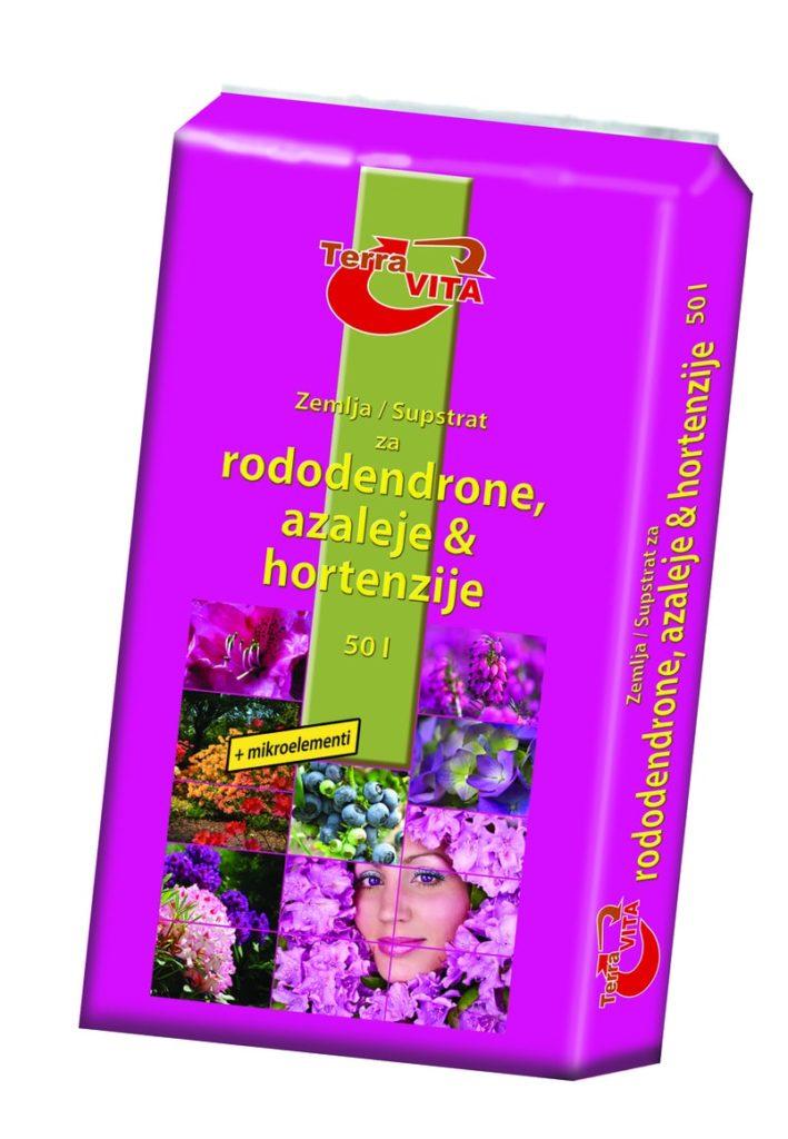 zemlja za rododendrone, gojilo za rododendrone