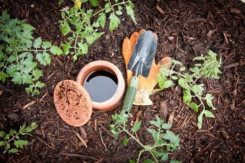 ollas olla urne iz ilovice za namakanje vrta