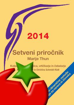 Setveni koledar Maria Thun 2014 Aplikacija za vrtnarjenje Posadi.si
