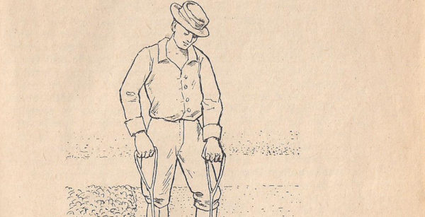 Ilustracija - tlačenje zemlje